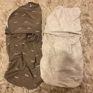 Carters swaddle blankets 0-3 months